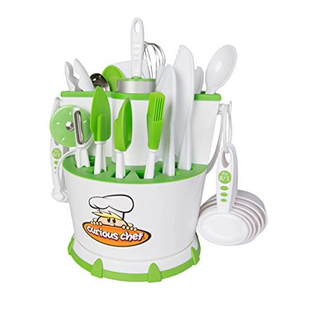Curious Chef  30-Piece Chef Caddy Collection (Chef Collection Samsung)