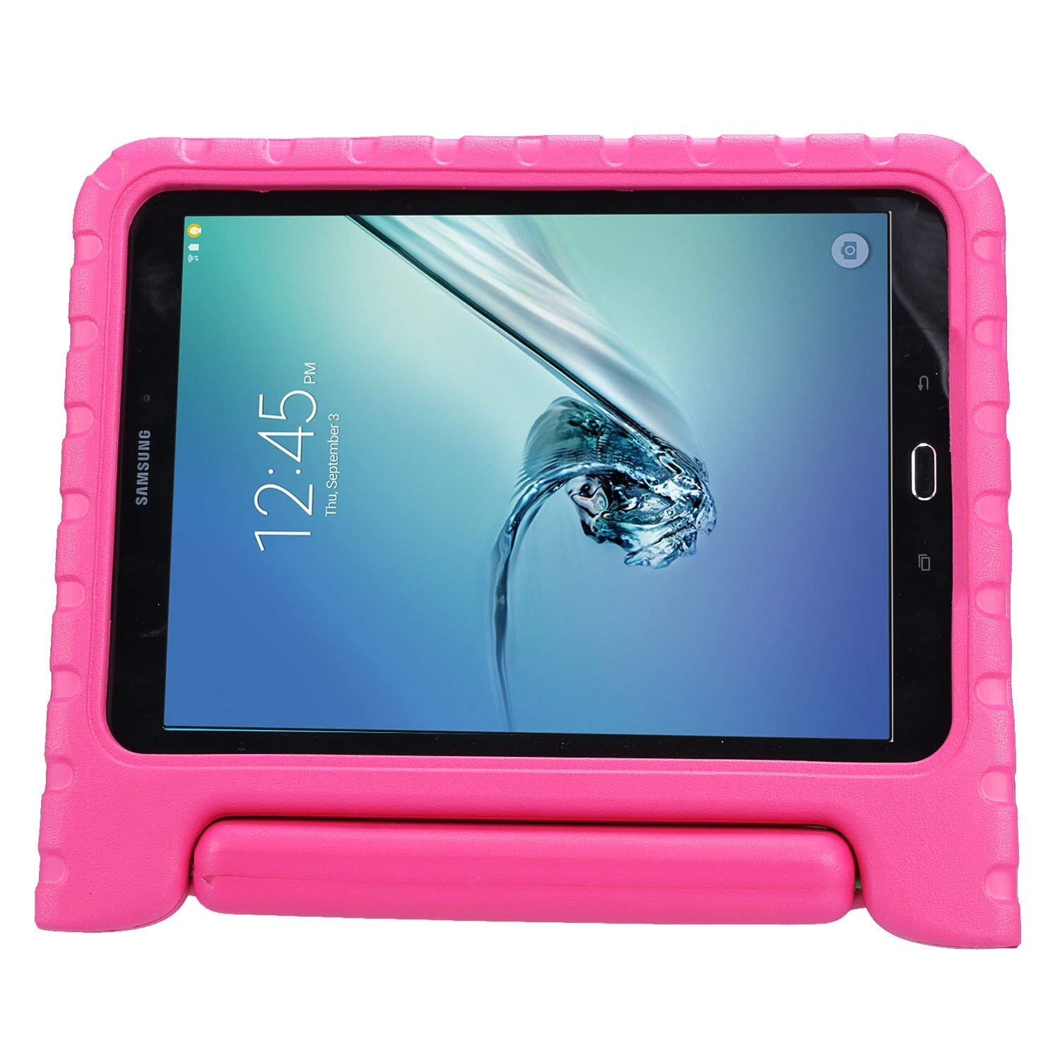 Samsung Galaxy Tab S2 9.7 inch Case Shockproof Case Handle Stand Protection Cover For Kids Children Light Weight