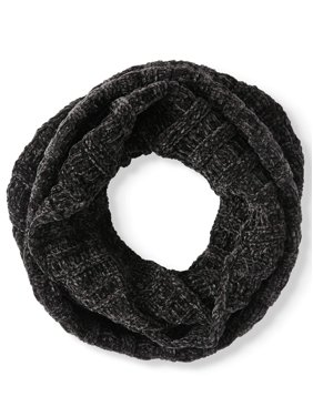 Time and Tru Chenille Infinity Scarf