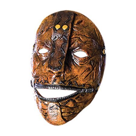 Slipknot Men's Slipknot Mask Brown](Slipknot Spike Mask)