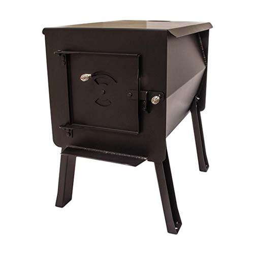 ENGLAND's STOVE 12-CSL Grizzly Camp Stove by ENGLAND's STOVE