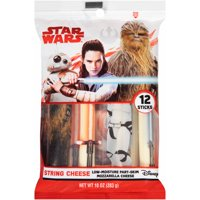 Disney Star Wars String Cheese, 10 Oz., 12 Count