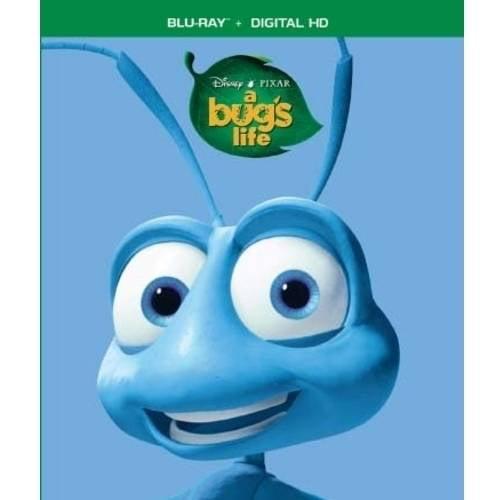 A Bug's Life (Blu-ray + Digital HD) by Buena Vista