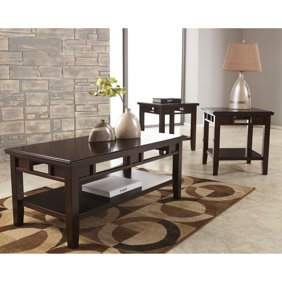 Signature Design by Ashley Radilyn 3 Piece Coffee Table Set ...