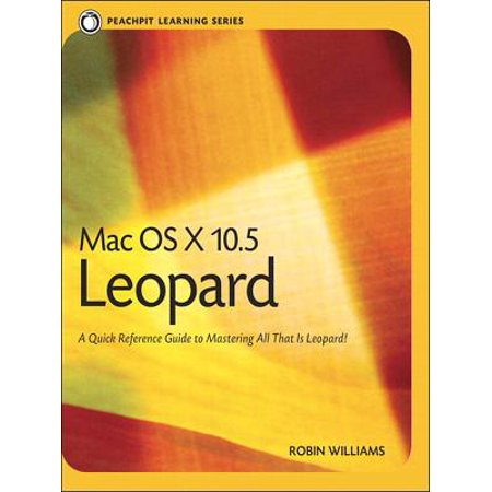 Mac OS X 10.5 Leopard - eBook (Mac Os X 10-5 Upgrade To Mountain Lion)