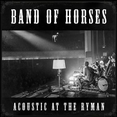 Band of Horses - Acoustic at the Ryman (CD)