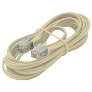 Steren Flat Telephone Line Cord 304-015IV