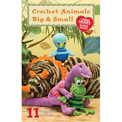 Coats and Clark Crochet Animals Big and Small