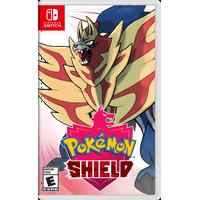 Pokemon Shield, Nintendo, Nintendo Switch, 045496596620