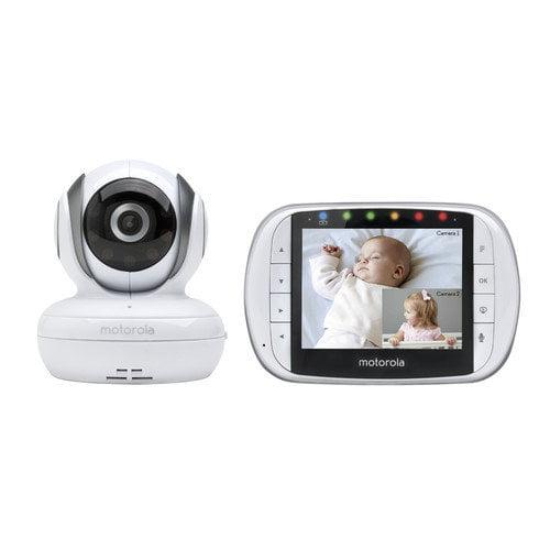 MOTOROLA Digital Video Baby Monitor with 3.5'' LCD Screen