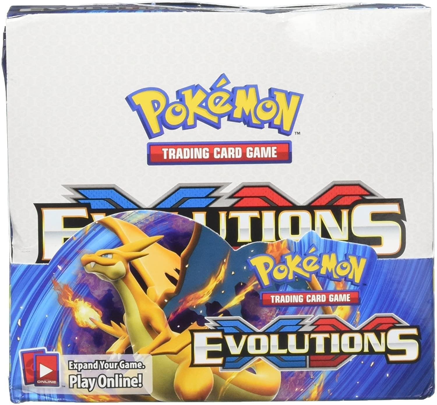 Pokemon TCG XY Evolutions Sealed Booster Box Pack of 36