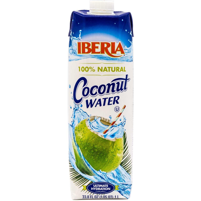 Iberia Coconut Water, 33.8 Fl Oz, 1 Count