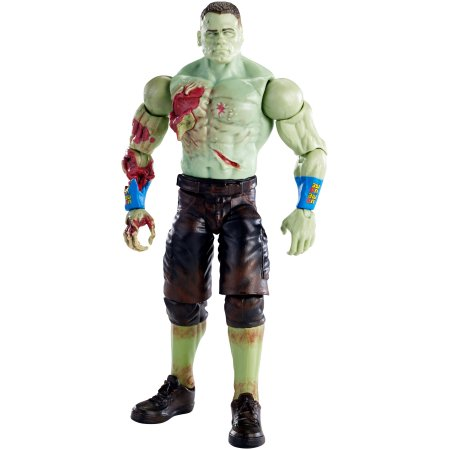 WWE Zombies John Cena Figure