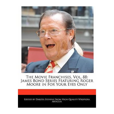 The Movie Franchises  Vol  88  James Bond Series Featuring Roger Moore In For Your Eyes Only