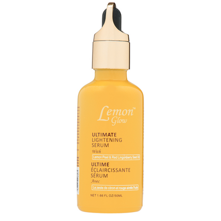 Lemon Glow Ultimate Lightening Serum (Lemon Skin Lightening Serum)