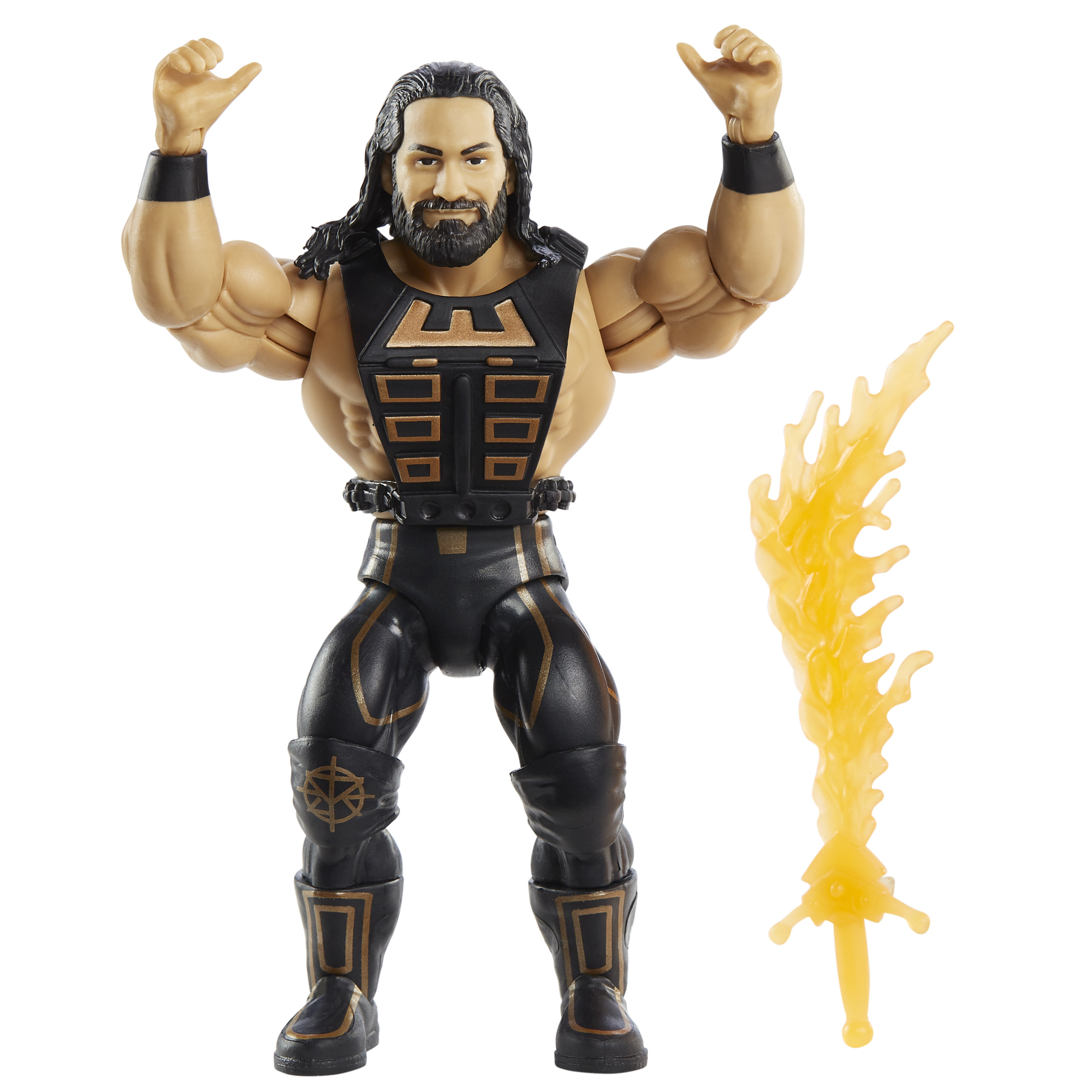 WWE Masters of the WWE Universe Sting Action Figure In Hand