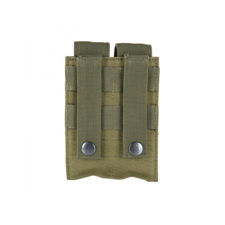 Topumt Nylon Pouch Close Holster Bag For Outdoor Airsoft Combat Hunting Bag