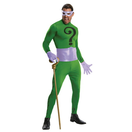 The Riddler Grand Heritage Adult Halloween Costume](Riddler Costume Child)