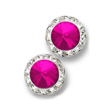 Glamour Dess Jewelry Er135 20fc Clip On Rhinestone Earrings Dance