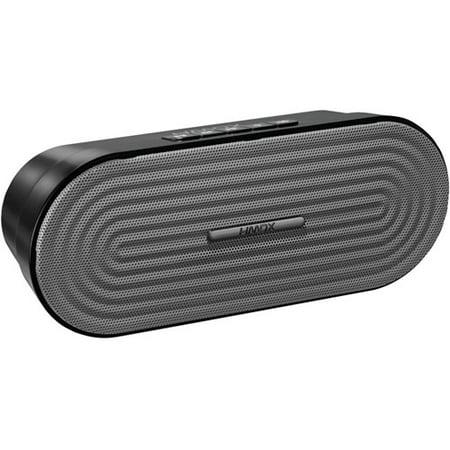 HMDX HX-P205GY Rave Portable Speaker, Gray