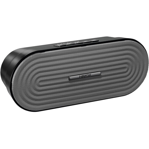 HMDX HX-P205GY Rave Portable Rechargeable Wireless Speaker Grey