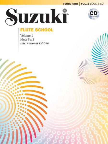 Suzuki Flute School, Vol 1 by Alfred Music