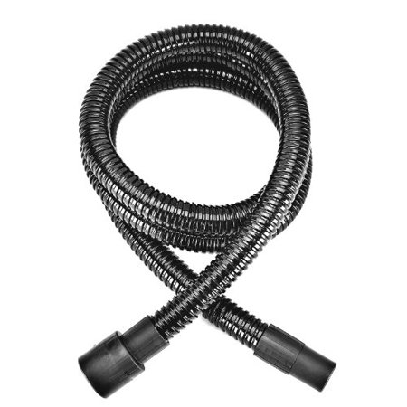 Flexible Heat Resistant Ash Vacuum Replacement Hose for Deeper Stove Access 10ft 10ft High Pressure Hose