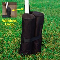 King Canopy Canopy Shelter Weight Bags - Set of 4