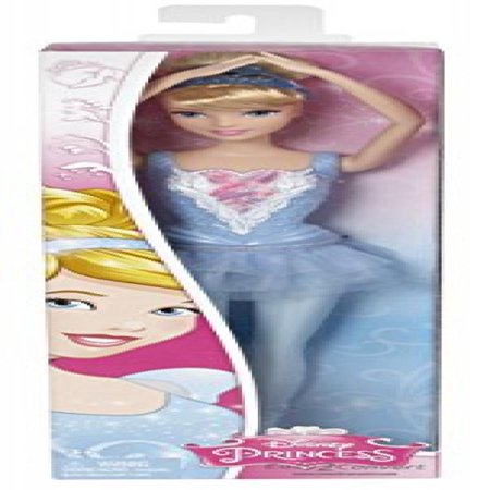 - Disney Princess Ballerina Princess Cinderella Doll