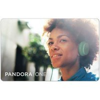 Pandora One 6 month Gift Card (email delivery)