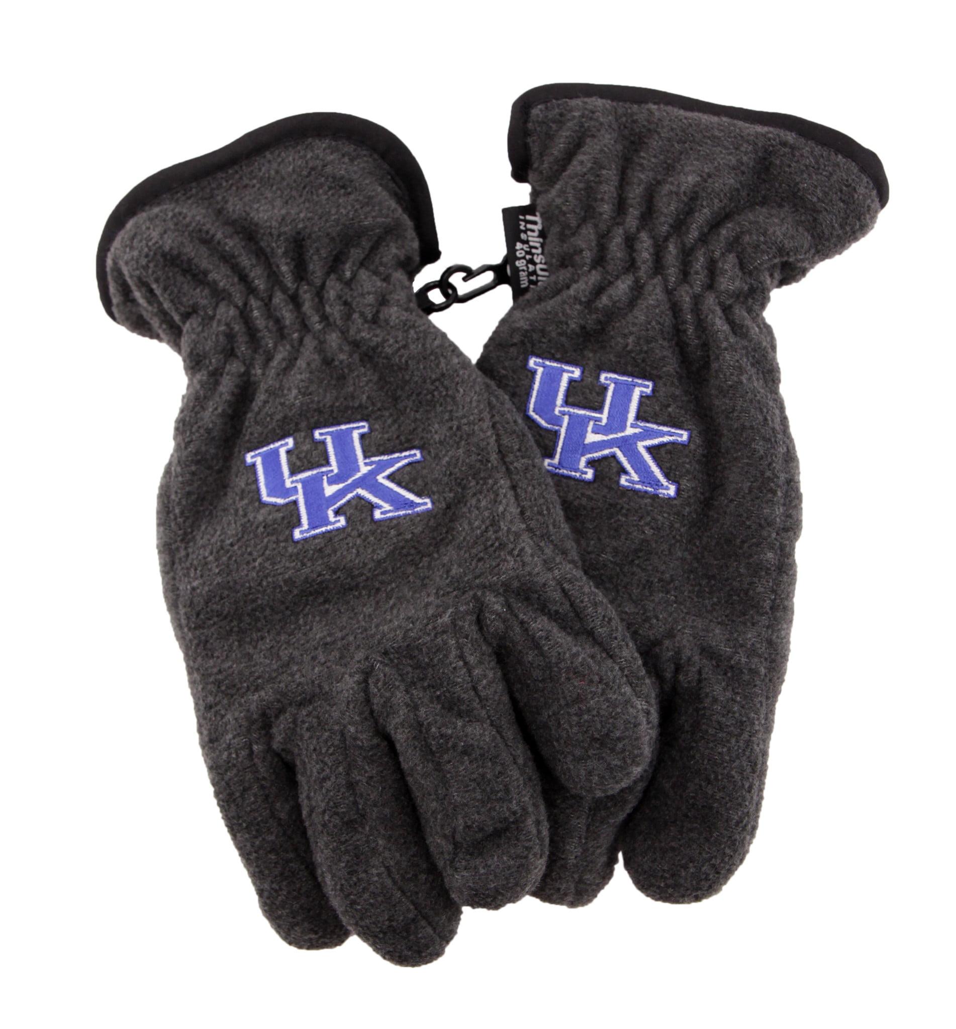 University of Kentucky Heavy-Weight Fleece Gloves by