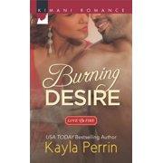 Burning Desire - eBook