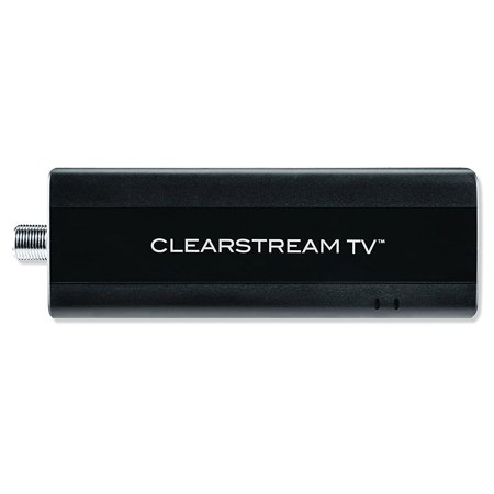ClearStream TV Over-the-Air Wi-Fi Tuner Adapter, Connects to Any TV Antenna, Use the Free App to Record and Pause Live TV, Watch Recordings On-The-Go, No Monthly Fees (New Open