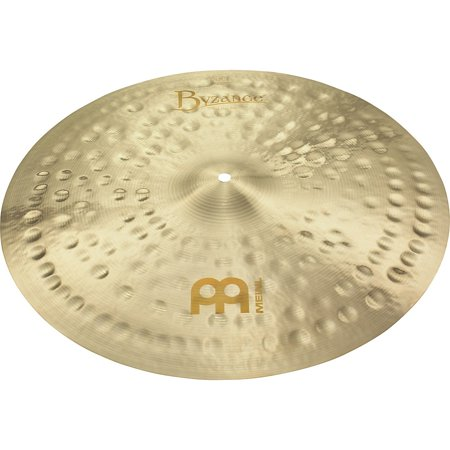 Meinl Byzance Jazz Thin - Meinl Byzance Jazz Thin Ride Traditional Cymbal
