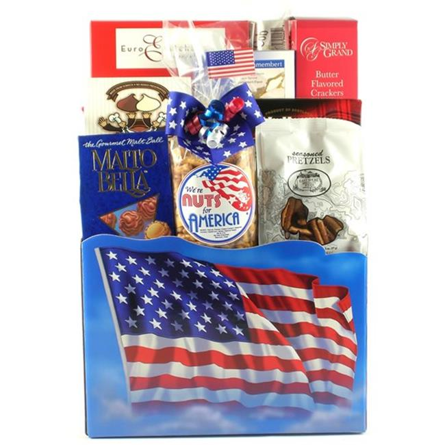 Gift Basket Village ThAlAm The All American  Gift Basket