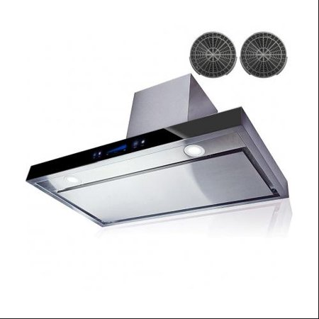 Akdy Awr27ps336 36 Wall Mount Ductless Range Hood With