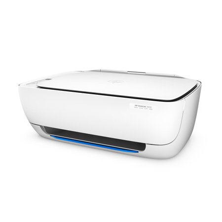 HP DeskJet 3630 Series All in One Wireless Printer, in Blue (Certified (Hp Deskjet 3637 Wireless All In One)