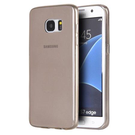 Samsung Galaxy S7 Edge Case, by Insten Rubber TPU Case Cover For Samsung Galaxy S7 Edge