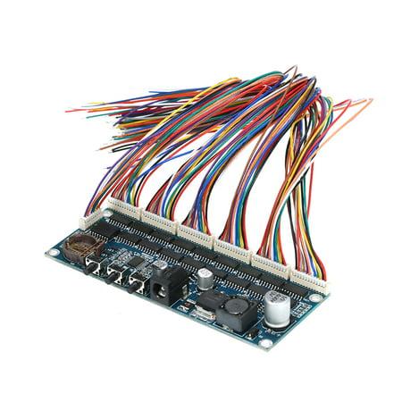 IN14 PCBA DIY Glow Tube Clock Suite Module Tube Digital Clock Kit Module - image 1 de 7