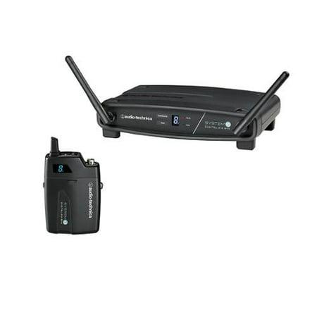 Audio-Technica ATW-1101 System 10 Digital Wireless Bodypack System