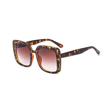 Novadab Butterfly Inspired Oversized Full Coverage (Best Full Coverage Sunglasses)