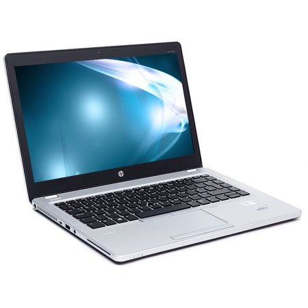 Refurbished HP EliteBook Folio 9470m 2.1GHz i7 8GB 256SSD Windows 10 Pro 64 Laptop