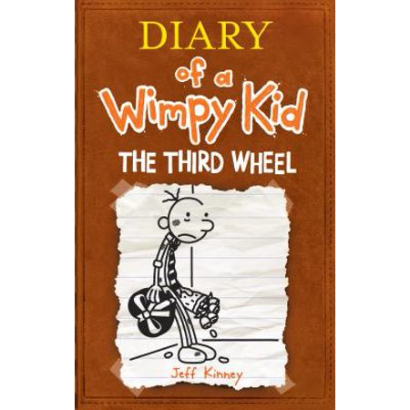 Leaf Diaries Collection (Diary of a Wimpy Kid Collection: The Third Wheel (Hardcover)(Large)