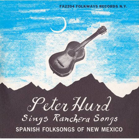 Spanish Folk Songs of New Mexico (Spanish Folk Songs)