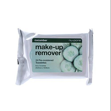 New 307351  Make-Up Remover 24Ct #Aloe (24-Pack) Face Cheap Wholesale Discount Bulk Cosmetics Face - Bulk Makeup Wholesale