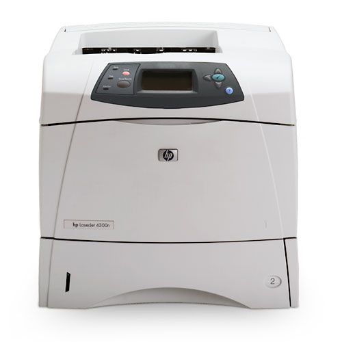HP Refurbish LaserJet 4300N Laser Printer (Q2432A) - Seller Refurb