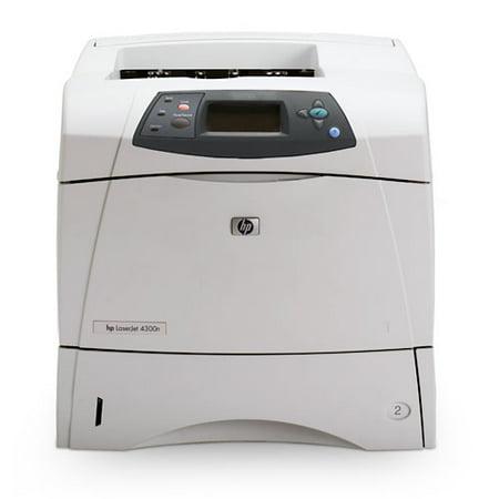 HP Refurbish LaserJet 4300N Laser Printer (Q2432A) - Seller Refurb