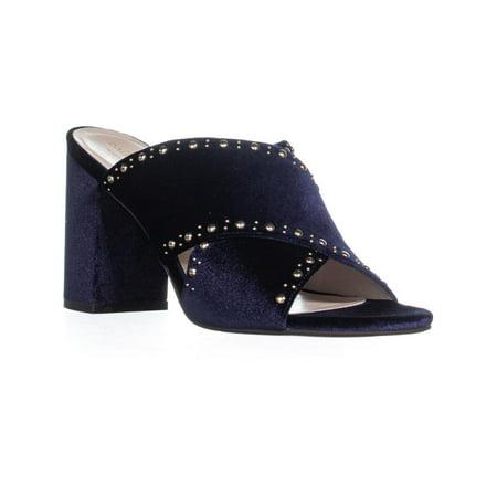 751e309bbcb8 Cole Haan Gabby Stud Block Heel Slip On Sandals