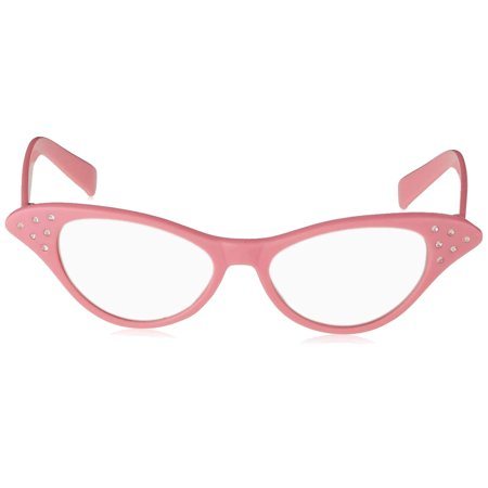 ec95a1d467c 50 S Cat Eye Glasses Vintage Style Gradient Clear Lens Frame Fancy Poodle -  Walmart.com