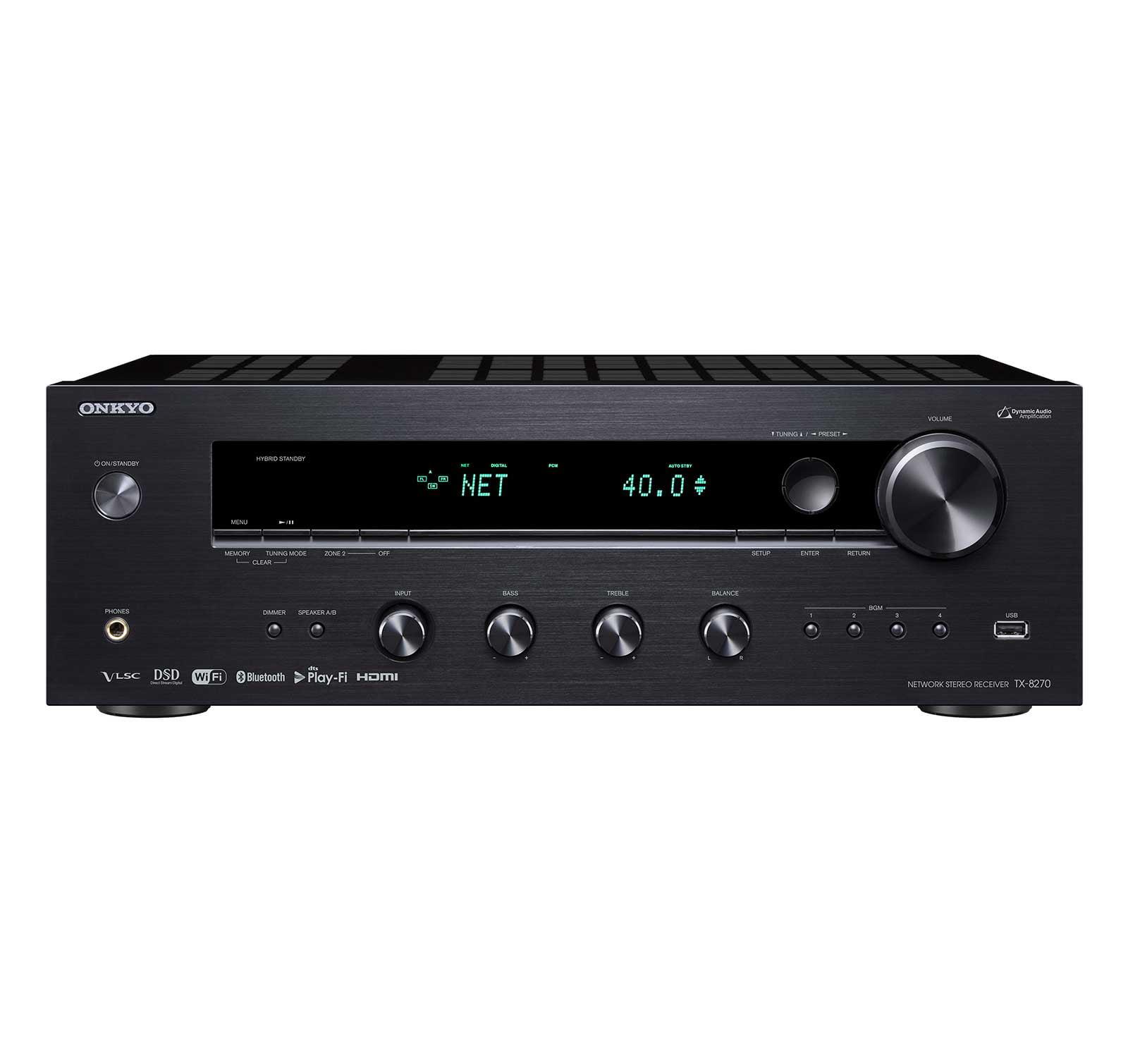 Onkyo TX-8270 Open Box Stereo Receiver by Onkyo